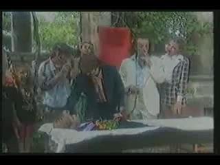 Маски шоу маски на похоронах